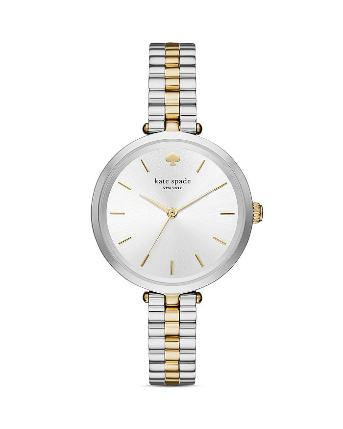 kate spade new york - Holland Two-Tone Watch, 34mm