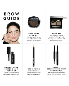 Bobbi Brown - Natural Brow Shaper & Hair Touch Up