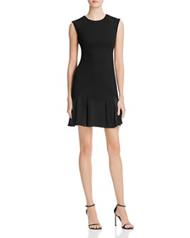 Rebecca Taylor - Stacy Contrast Skirt Dress