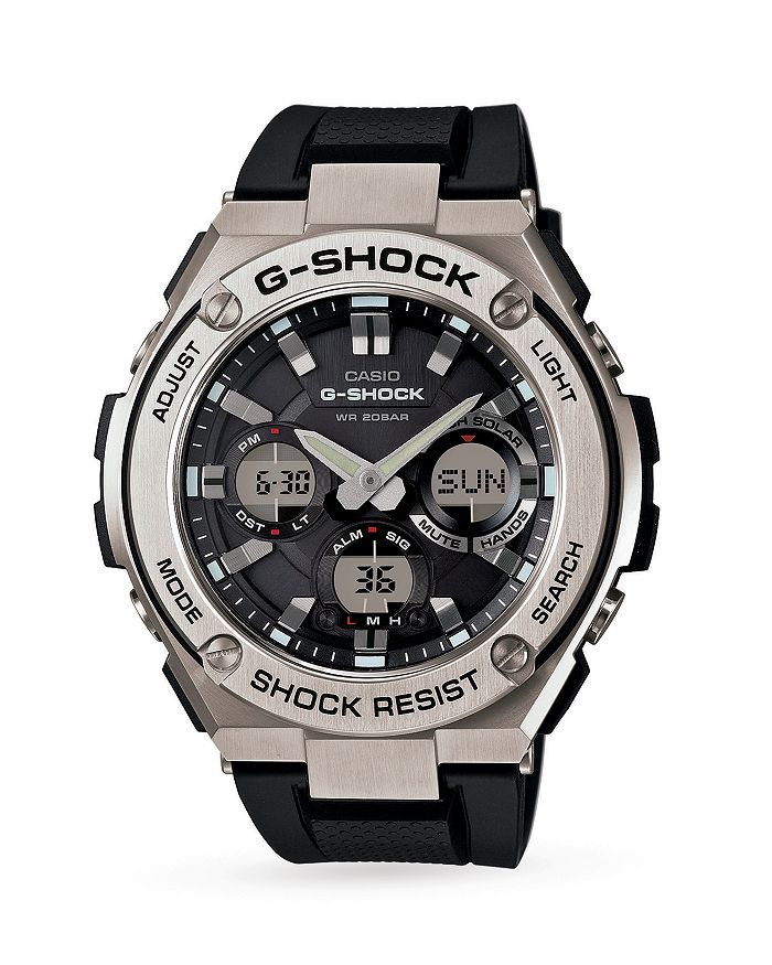 G-Shock - G-Steel Analog-Digital Watch, 59mm