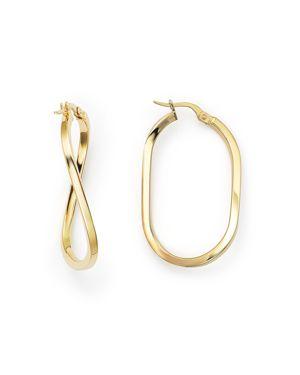 Roberto Coin 18K Yellow Gold Earrings