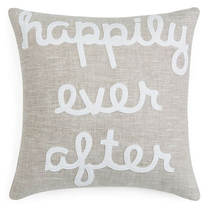 "Alexandra Ferguson - Happily Every After Decorative Pillow, 16"" x 16"" - 100% Exclusive"