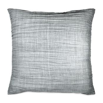 DKNY - City Pleat Grey European Sham