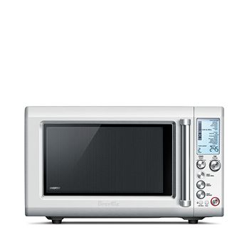 Breville - The Quick Touch Crisp Microwave