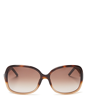 marc jacobs female marc jacobs oversized square sunglasses 59mm