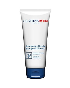 Clarins ClarinsMen Total Shampoo