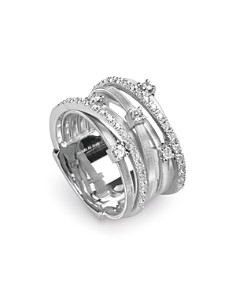 "Marco Bicego ""Goa"" 18K White Gold and Diamond Ring, 0.4 ct. - Bloomingdale's_0"