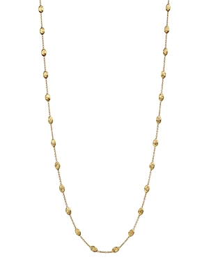 Click here for Marco Bicego 18K Gold Siviglia Small Bead Necklace... prices