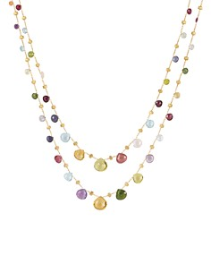 Marco Bicego - 18K Gold Paradise Necklace, 36""