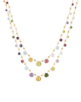"Marco Bicego - 18K Gold Paradise Necklace, 36"""