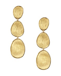 Marco Bicego 18K Yellow Gold Lunaria Three Tiered Drop Earrings - Bloomingdale's_0