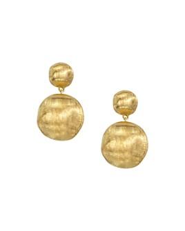 Marco Bicego - 18 K Yellow Gold Bead Drop Earrings