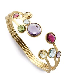 "Marco Bicego 18K Yellow Gold ""Jaipur"" 3 Row Bracelet - Bloomingdale's_0"