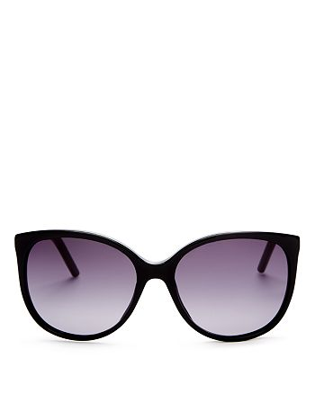 MARC JACOBS - Women's Butterfly Cat Eye Sunglasses, 56mm