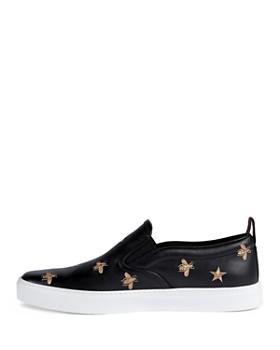 Gucci - Men's Dublin Slip On Sneakers