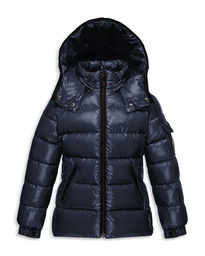 Moncler - Unisex Bady Hooded Down Jacket - Little Kid, Big Kid