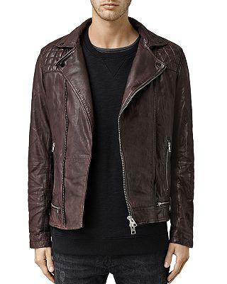 Allsaints Conroy Leather Biker Jacket Bloomingdale S