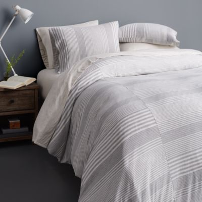 Modern Cotton Jersey Body Solid Flat Sheet, King