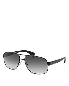 Prada - Men's Pilot Aviator Sunglasses, 61mm