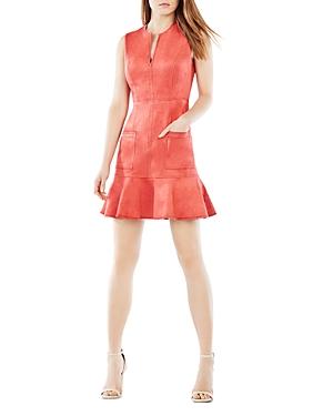 Bcbgmaxazria Gilli Flounce Dress