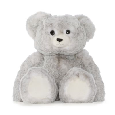 """Hudson Park Frosted Faux Fur Small Teddy Bear, 12"""" - 100% Exclusive"""