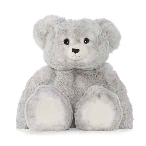 """Hudson Park Collection - Frosted Faux Fur Small Teddy Bear, 12"""" - 100% Exclusive"""