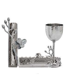 Michael Aram - White Orchid Judaica Collection