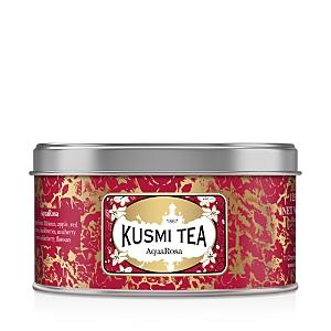 Kusmi Tea AquaRosa Loose Tea Tin