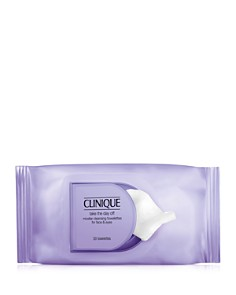 Clinique Take the Day Off Micellar Cleansing Towelettes for Face & Eyes - Bloomingdale's_0