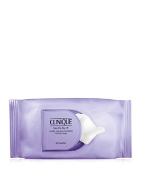 Clinique - Take the Day Off Micellar Cleansing Towelettes for Face & Eyes