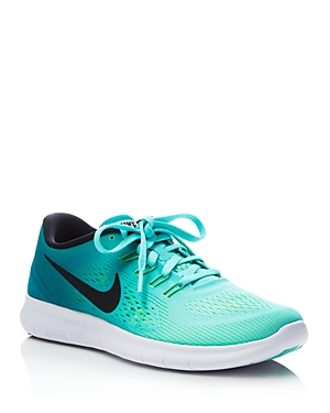 Nike Women's Free Run Natural Lace Up Sneakers