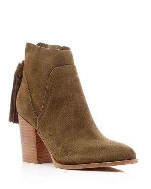 Marc Fisher Ltd. Janay Tassel High Heel Booties