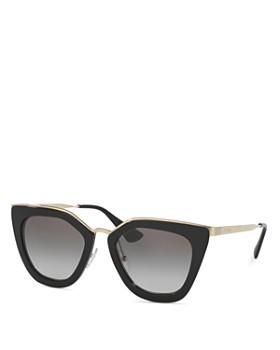 843ef67087 ... 52mm Prada - Women s Conceptual Cat Eye Sunglasses