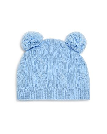 Bloomie's - Infant Boys' Cashmere Cable Hat - 100% Exclusive