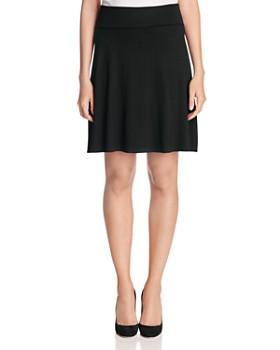 Three Dots - Foldover Skirt