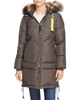 Parajumpers - Long Bear Coat ...