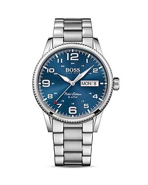 Boss Hugo Boss Pilot Watch, 44mm