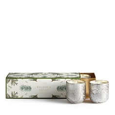 Illume Balsam & Cedar Mini 3-Piece Mercury Candle Set - Bloomingdale's Registry_0