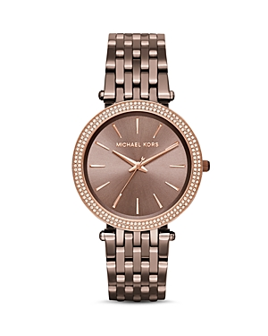 michael kors female michael kors darci bracelet watch 39mm