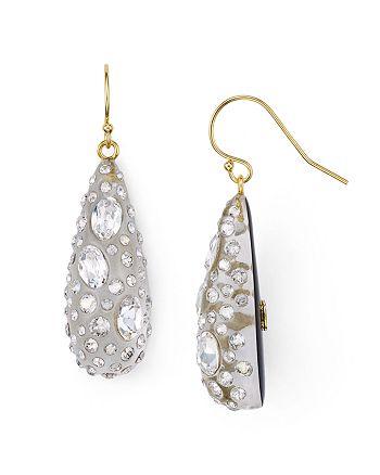 Alexis Bittar - Shimmer Dust Dewdrop Earrings