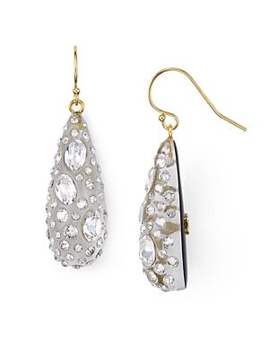 Alexis Bittar Shimmer Dust Dewdrop Earrings