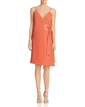 C/Meo Collective On The Line Wrap Dress