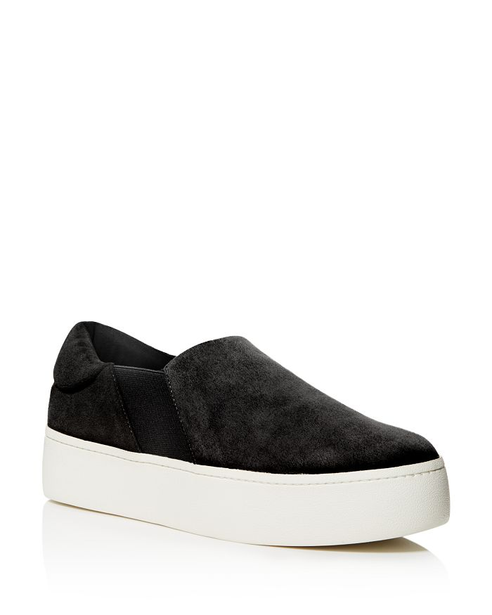92b9f72e30 Vince - Women s Platform Slip-On Sneakers