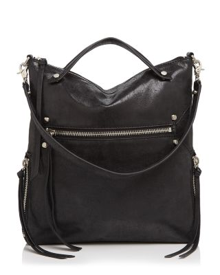 LOGAN LEATHER HOBO