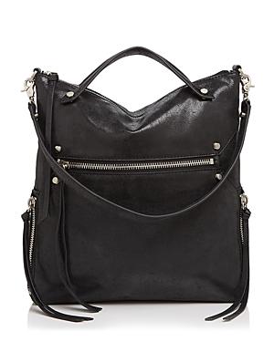 Botkier Logan Leather Hobo-Handbags