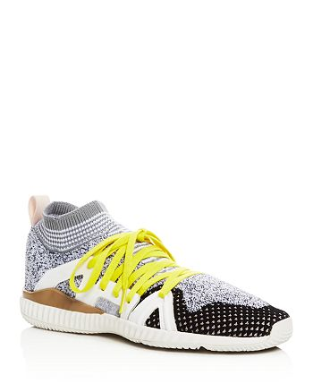 adidas by Stella McCartney - Crazymove Bounce Lace Up Sneakers