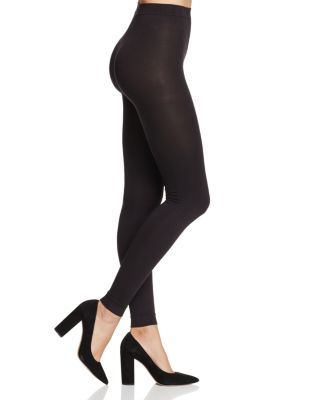WOMEN'S STYLETECH BLACKOUT FOOTLESS TIGHTS