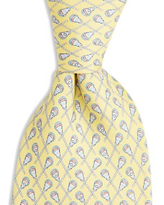 Vineyard Vines Boys' Lacrosse Print Silk Tie - Bloomingdale's_0
