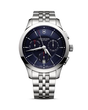 Victorinox Swiss Army Bracelet Chronograph, 44mm
