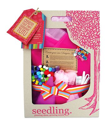 Seedling - Create Your Own Designer Tutu Kit - Ages 4-6